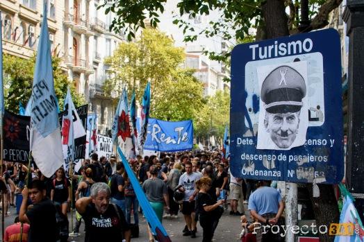 Marcha a Plaza de Mayo a 40 años del golpe Fotografía: © Sebastián Criado, proyecto341.com reservados todos los derechos / all rights reserved