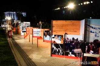R40: Instalación colectiva con imagenes de la lucha de movimien #40años #madres #PlazaSanMartin #rosario #madresdelaplaza #nuncamás #memoria #proyecto341 #fotoperiodismo Fotografía: © Sebastián Criado, proyecto341.com reservados todos los derechos / all rights reserved