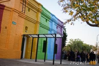 Quedó inaugurado el primer Centro Cultural LGBTI de Santa Fe. Fotografías: © Sebastián Criado, proyecto341.com reservados todos los derechos / all rights reserved