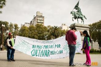 Marcha Mundial de la Marihuana. Fotografia: © Julian Miconi, proyecto341.com reservados todos los derechos / all rights reserved