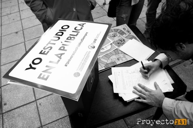 Masivo reclamo por la universidad pública. Fotografia: © Julian Miconi, proyecto341.com reservados todos los derechos / all rights reserved